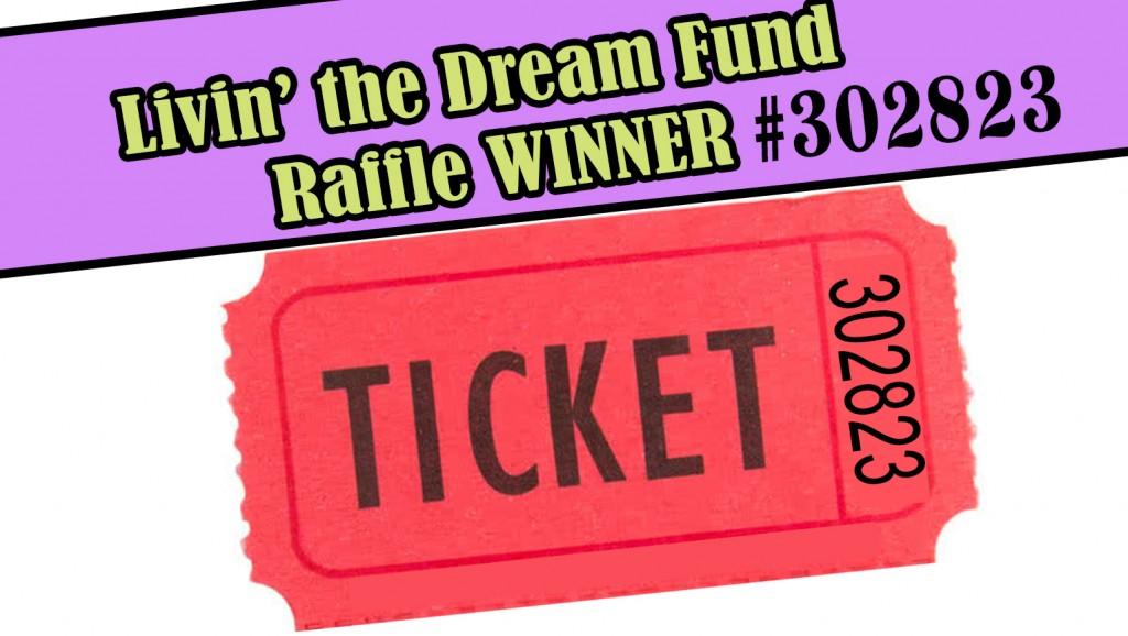 raffle winner June