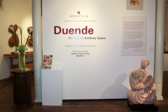 """Duende: The Art of Anthony Quinn"" Exhibition Nov-Dec 2012"