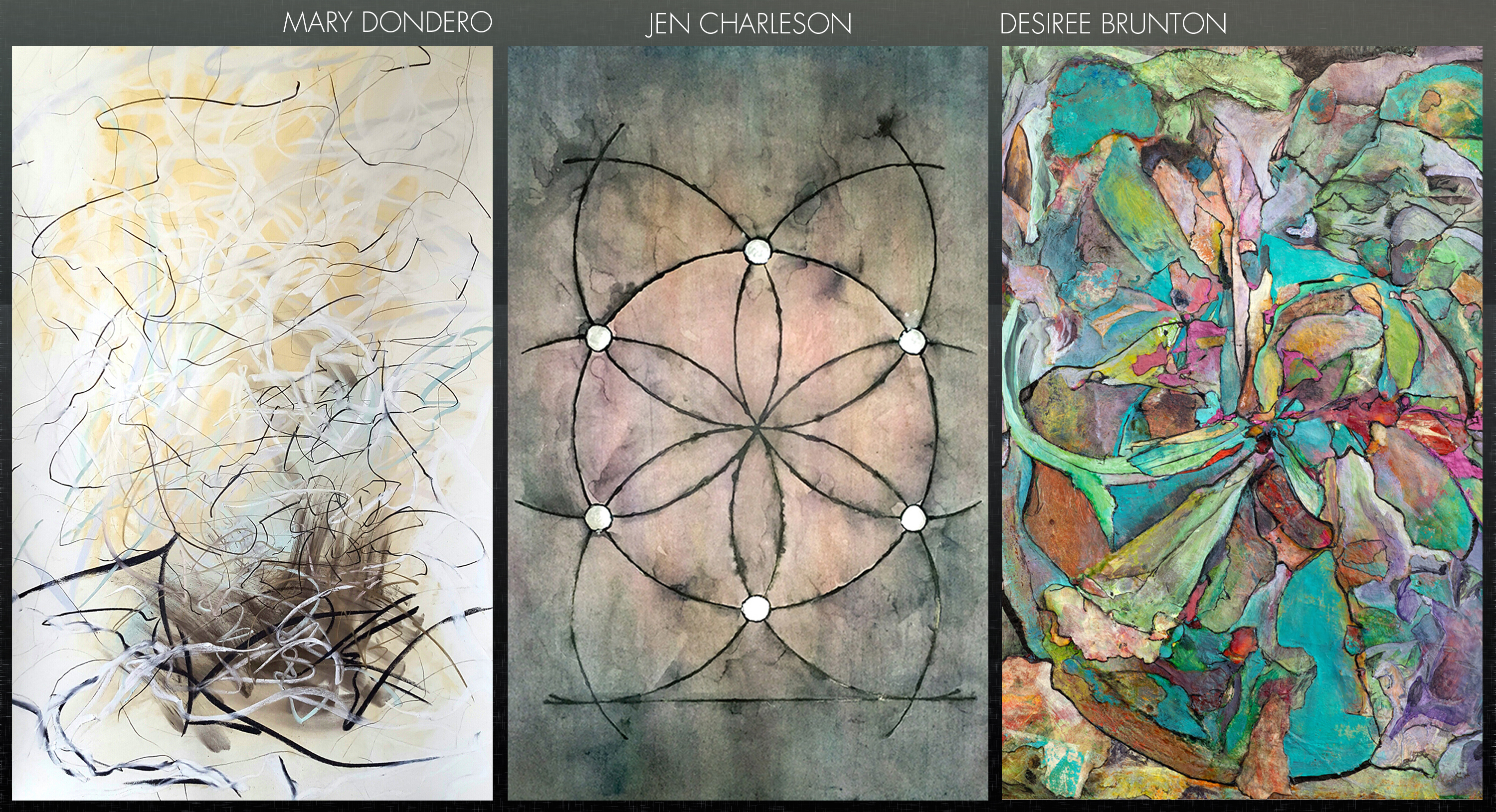 Meditations: Intuitive explorations of the inner realm through art