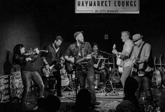 Colby James & The Ramblers 6/12/21