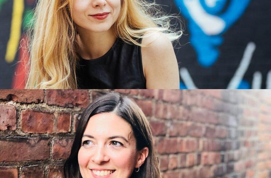 Live Stream: Danielle Miraglia and Lisa Bastoni 8/21/20