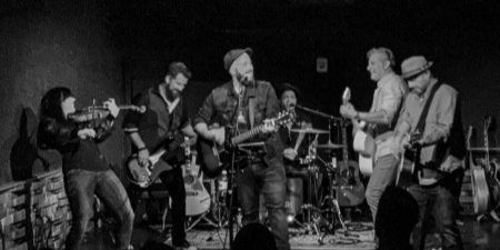 *SOLD OUT* Colby James & The Ramblers 6/12/21