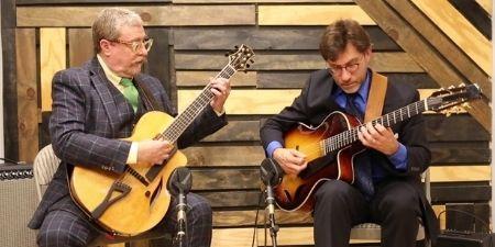 Martin Taylor & Frank Vignola